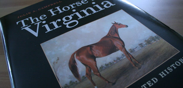 Cover of the Horse in Virginia
